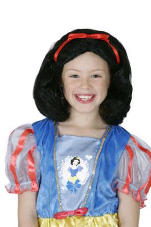 Snow White Child's Wig