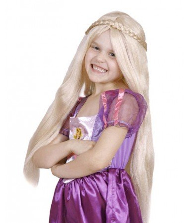 Rapunzel Child's Wig