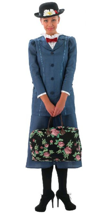 Mary Poppins Womens Costume