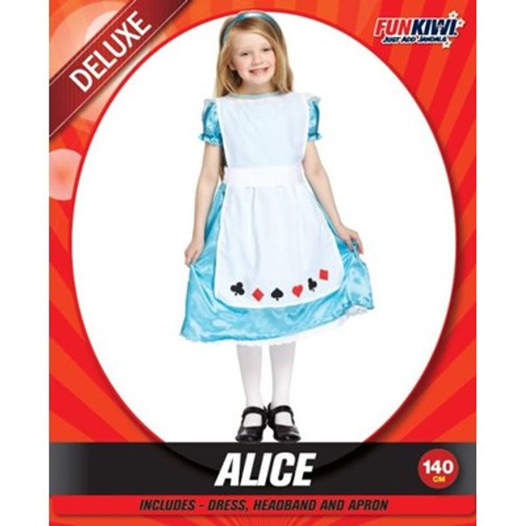 Alice Tween Costume