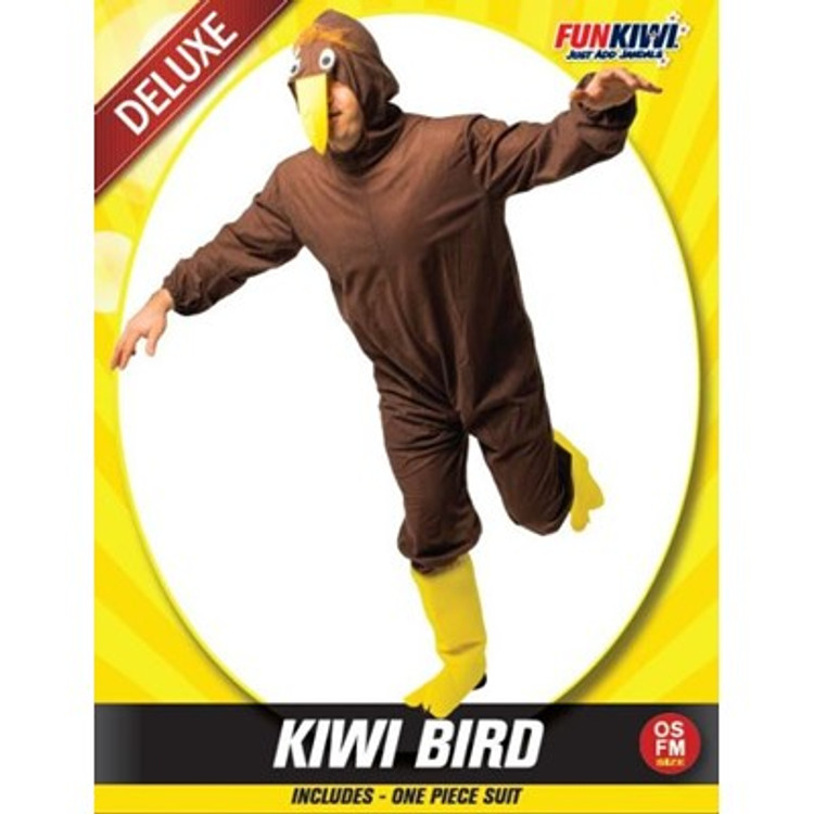 Kiwi Animal Adult Costume