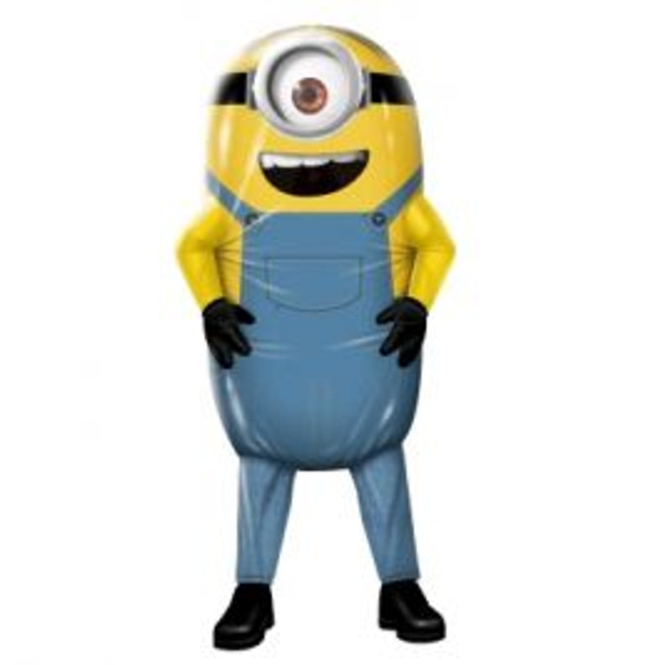 Despicable Me Minion Stuart Inflatable Adults Costume