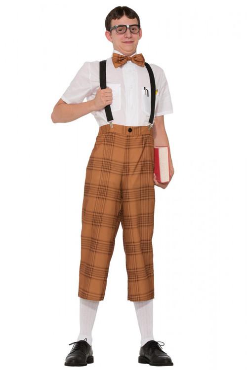 1950's Mr Nerd Costume