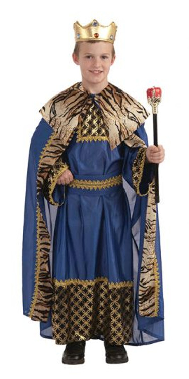 King of the Kingdom Boys Costume