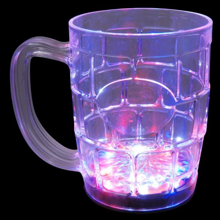 Oktoberfest Flashing Beer Mug