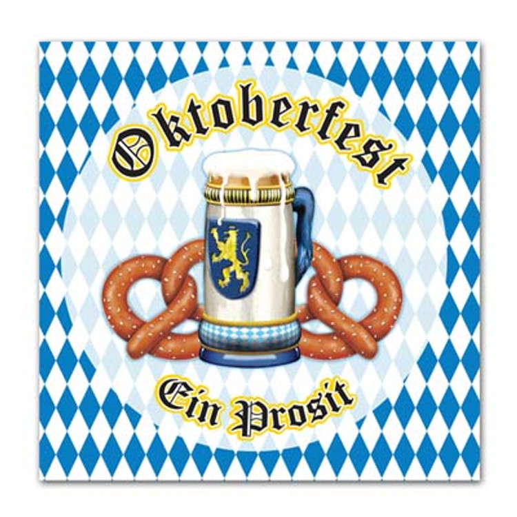 Oktoberfest - German Luncheon Napkins