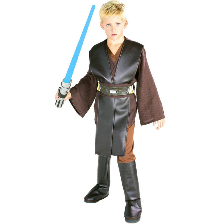 Star War - Anakin Skywalker Deluxe Kids Costume