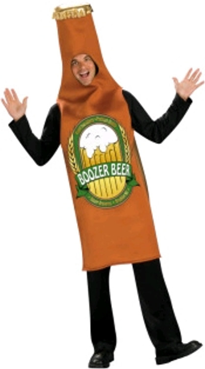 Oktoberfest Beer Bottle Mens Costume