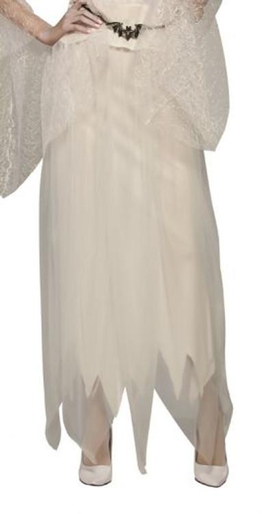 Ghostly White Skirt