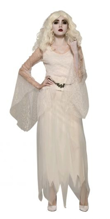 Witch Top White Top Womens Costume