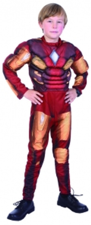 Iron Robot Muscle Suit