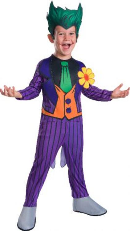 Batman - The Joker Classic Boys Costume
