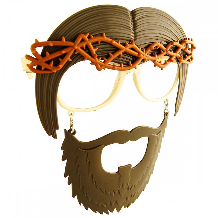 Bearded Jesus SunStaches