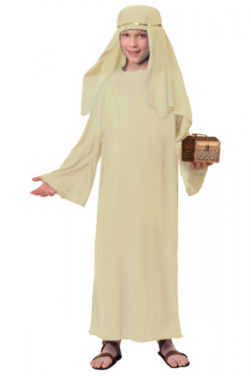 Nativity Biblical Robe Kids Costume