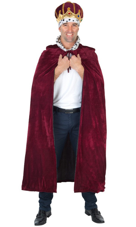 King Cape Adult