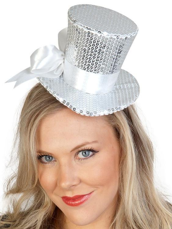 Top Hat Mini Silver
