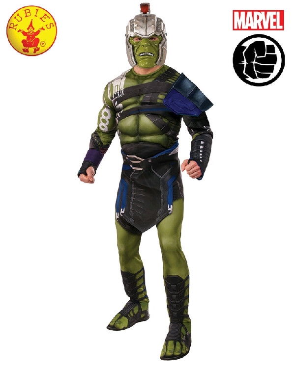 War Hulk Deluxe Mens Costume