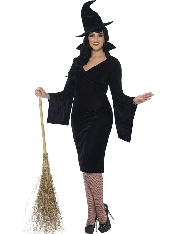 Witch Plus Womens Costume