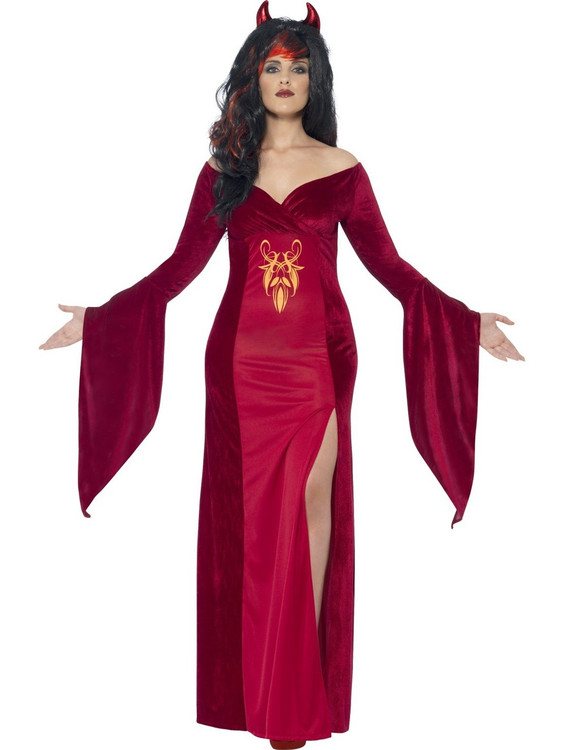 Devil Plus Womens Costume