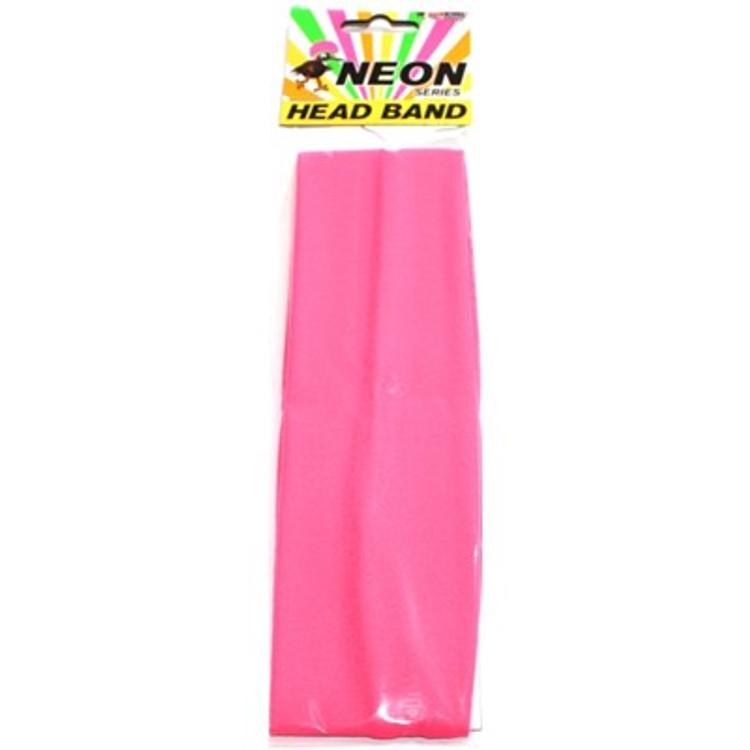 Headband Neon Pink