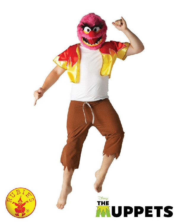 Muppets - Animal Adult Costume