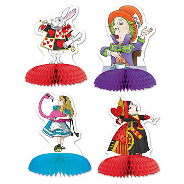 Alice in Wonderland Centrepiece Playmates