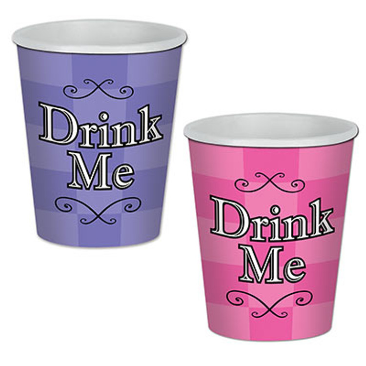 Alice in Wonderland Cups