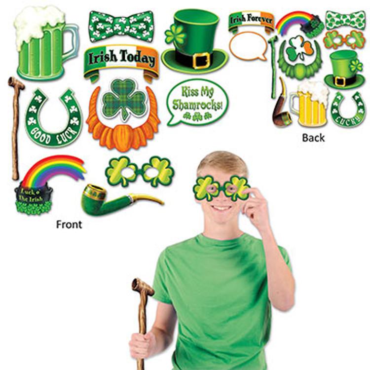St Patricks Day Photo Fun Signs