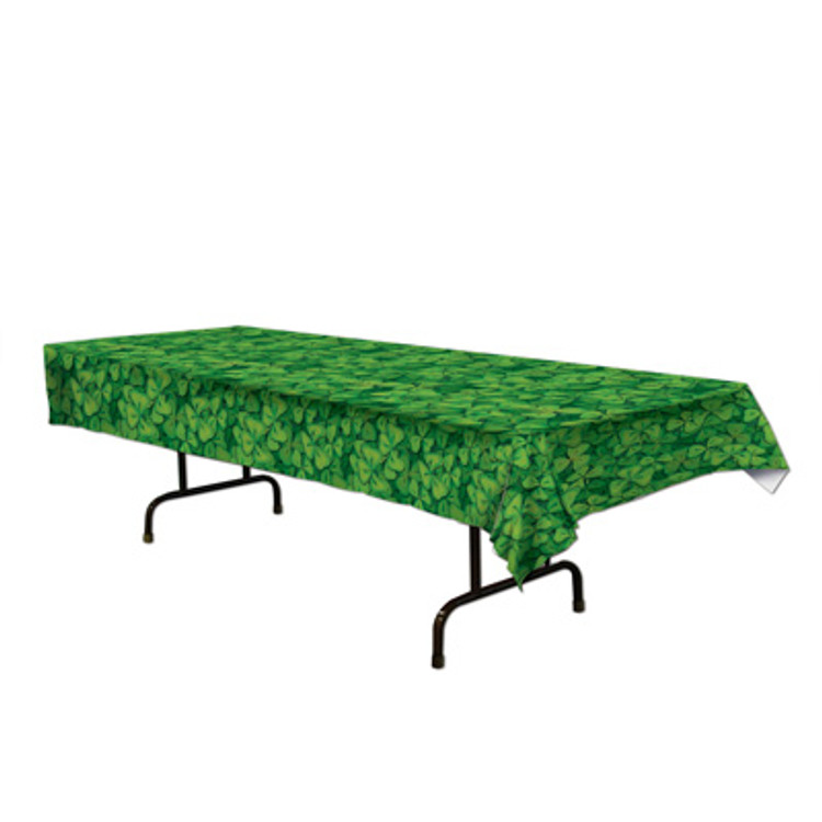 Tablecover - Rectangle Shamrocks