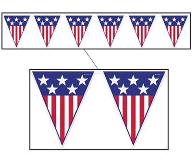 American Banner Pennant Spirit of America