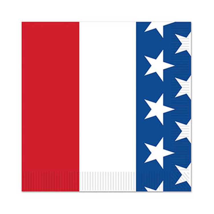 American Patriotic Napkins
