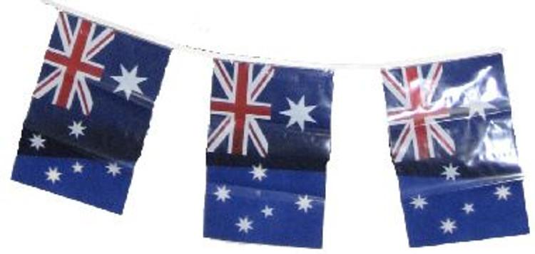 Party Australian Flag Bunting