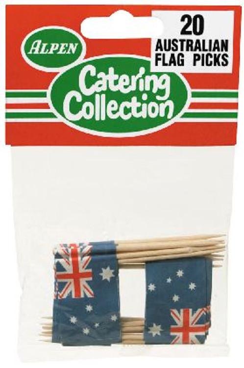 Party Picks Flags Australia