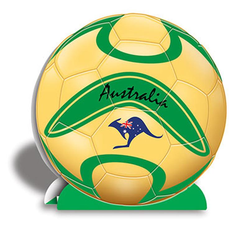 Soccer Ball Centrepiece - Australia