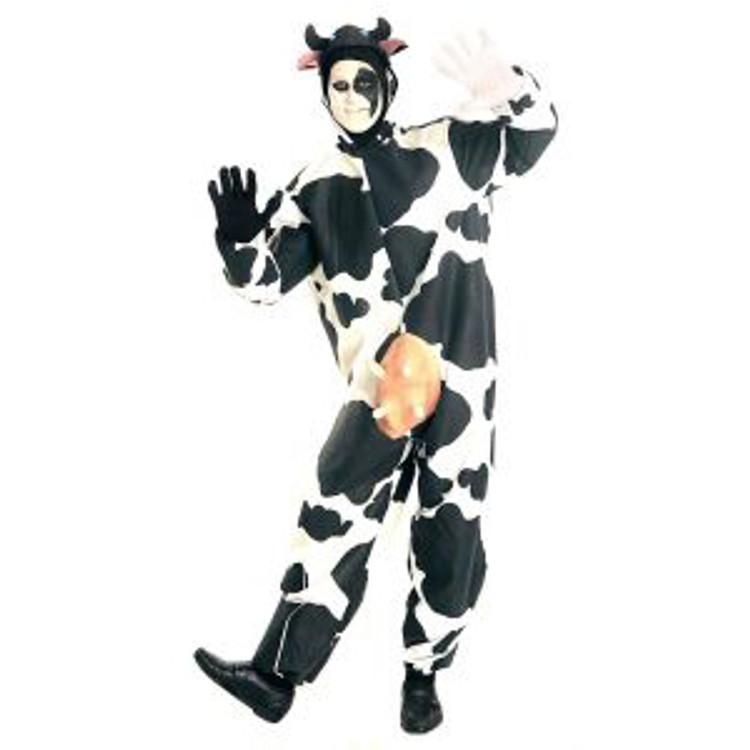 Cow Comical Onesie Costume