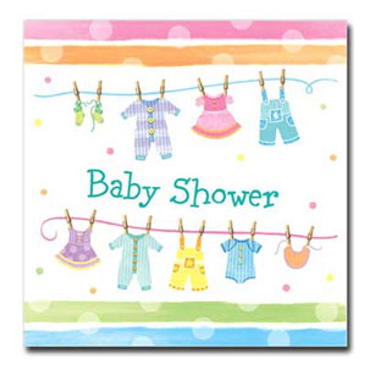 Napkins - Baby Shower