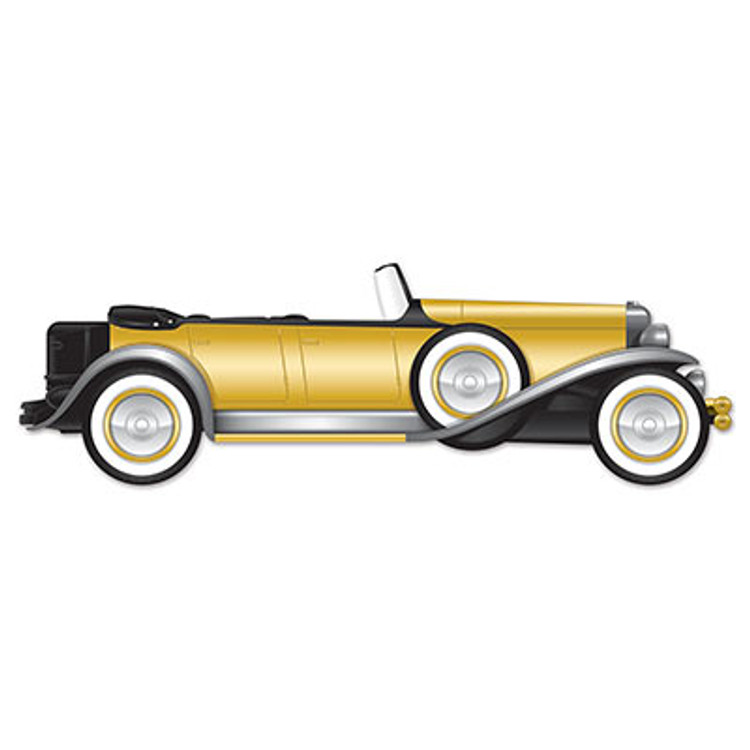 Great 20's Roadster Jointed