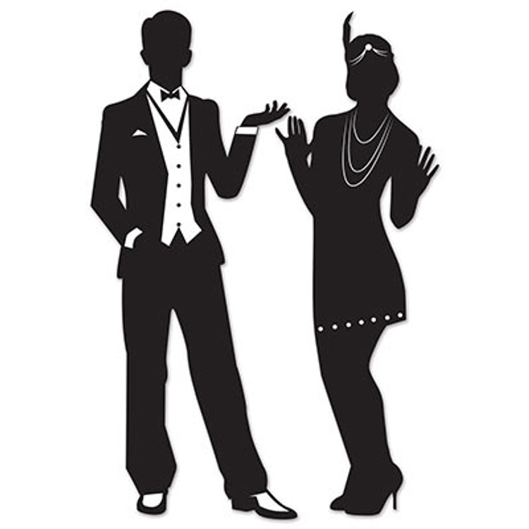Great 20's Silhouettes