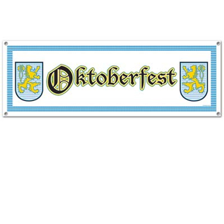 German Oktoberfest Banner
