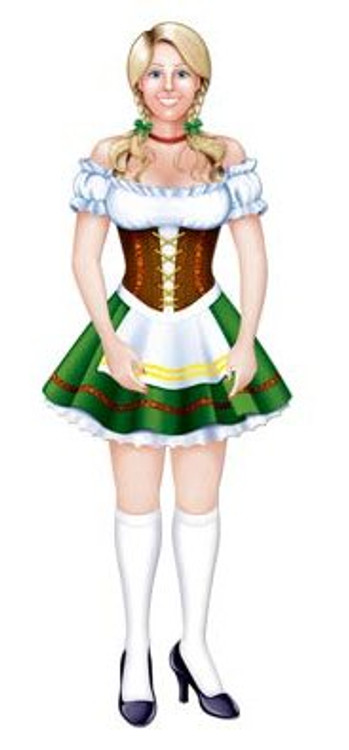 German Oktoberfest Joint Fraulein