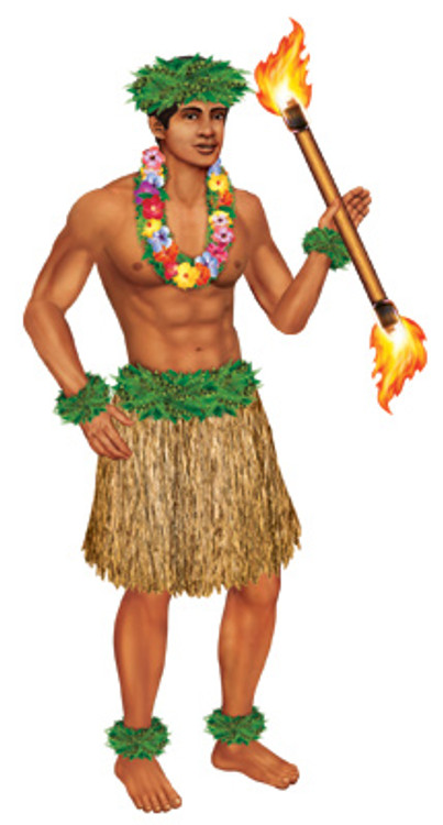 Polynesian Male Jointed