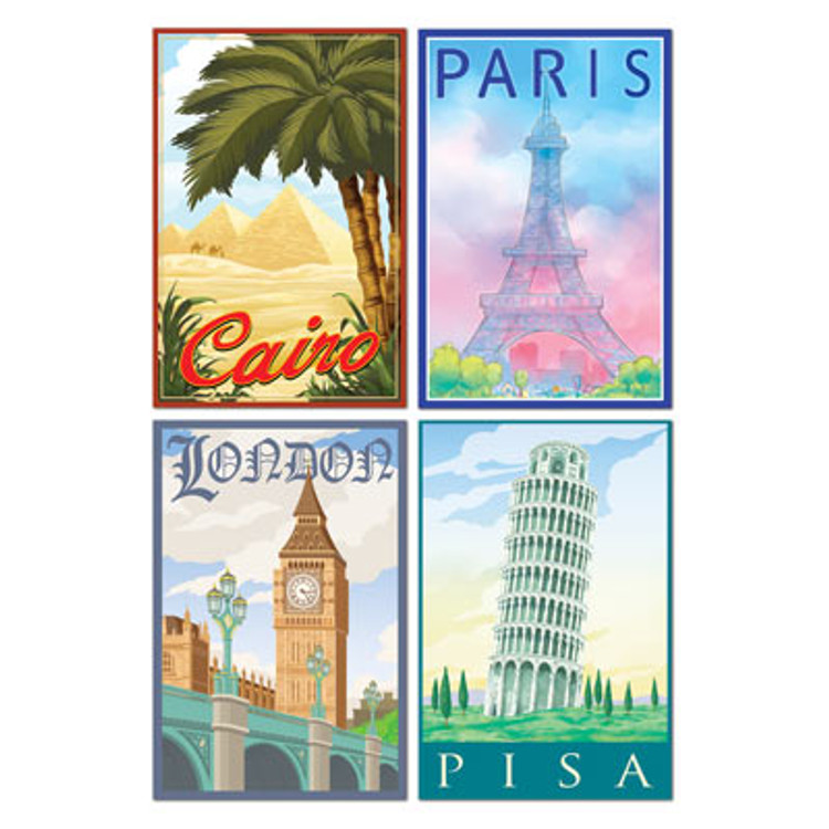 International Travel Cut Outs