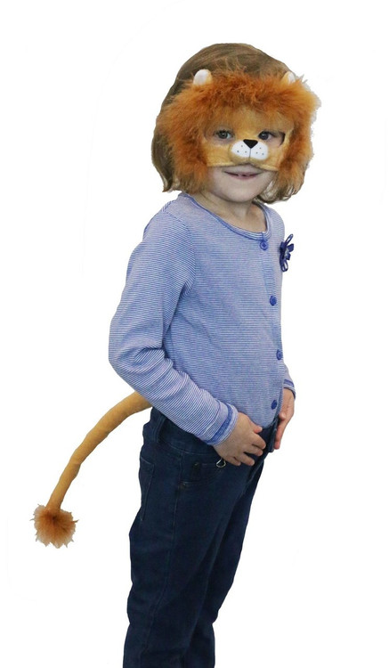 Lion Mask & Tail Set