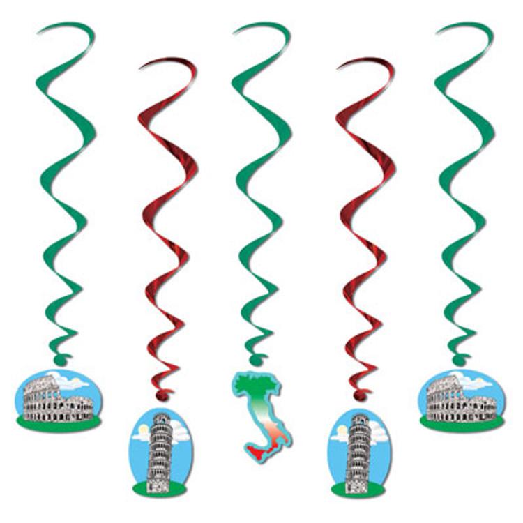 Italian Whirls