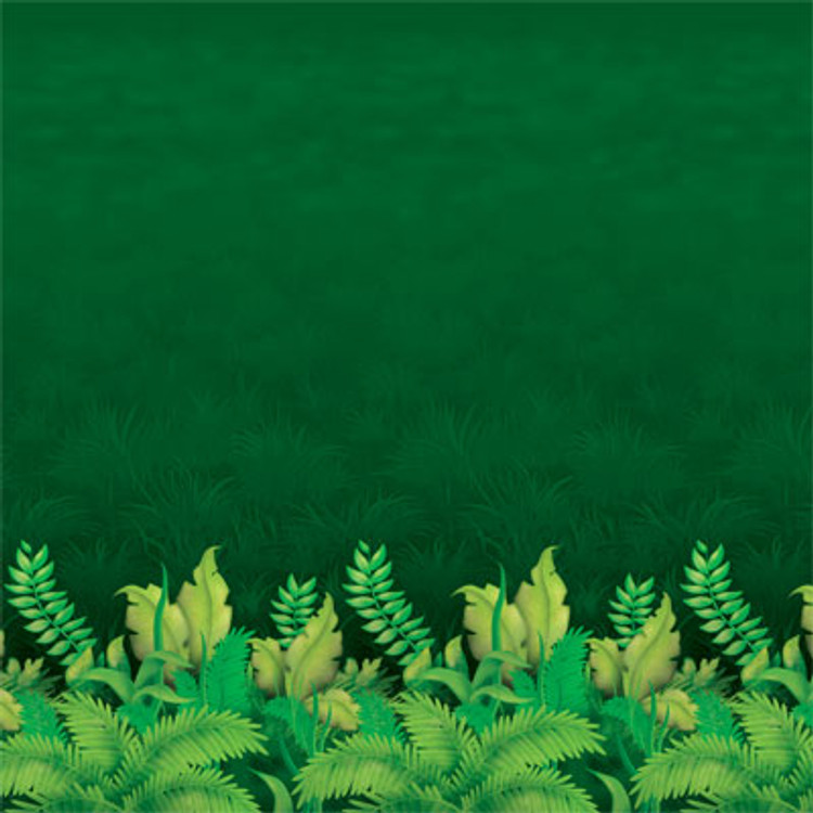 Jungle Back Drop Foliage