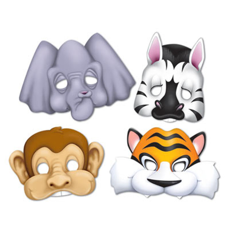 Mask Jungle Animals