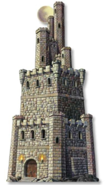 Medieval Castle Jointed