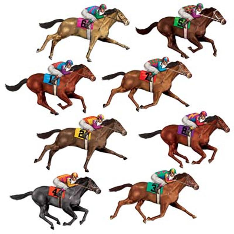 Race Horse Props