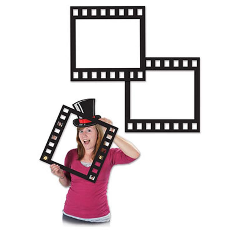 Movie Film Strip Photo Fun Frames