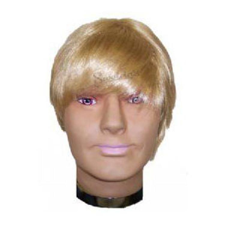 Steve Irwin Blonde Wig